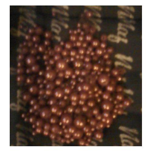 Lot 5g Perle Rocailles 2mm Doré Environ 300 pièces perle czech glass