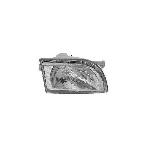 2 x Transit MK6 00-06 Bright CANBUS DEL Side Light 501 W5W T10 CREE Blanc Ampoules