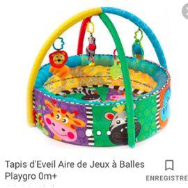 Piscine A Balle Et Tapis D Eveil Eveil Rakuten