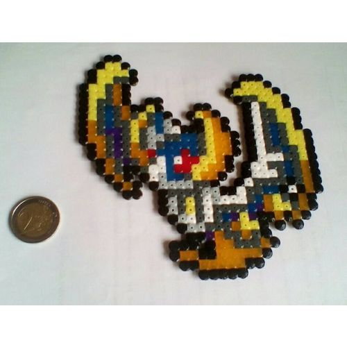 Pixel Art Pokémon Lunala Rakuten