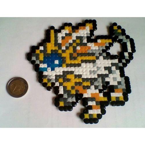 Pixel Art Pokémon Solgaleo Rakuten