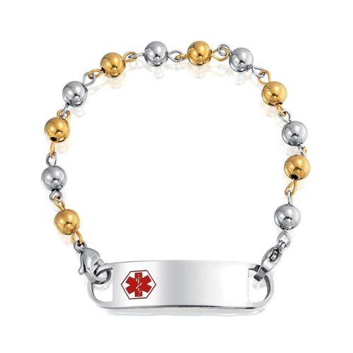 mode les femmes collier chaîne petit bracelet fleur de dentelles blanc et noir