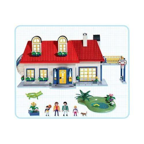 playmobil - Maison moderne