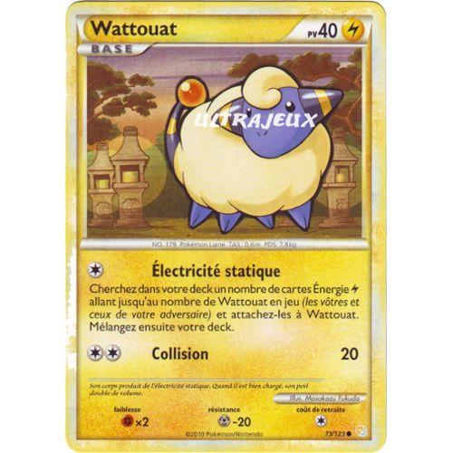 "Pokemon Base Set 1a Edition-Paper Rattata 61//102 English /""end/"""