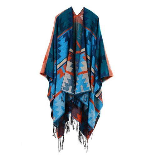 Femmes Surdimensionné Tie Dye Imprimé Animal Écharpe Large Châle Fine étole Wrap