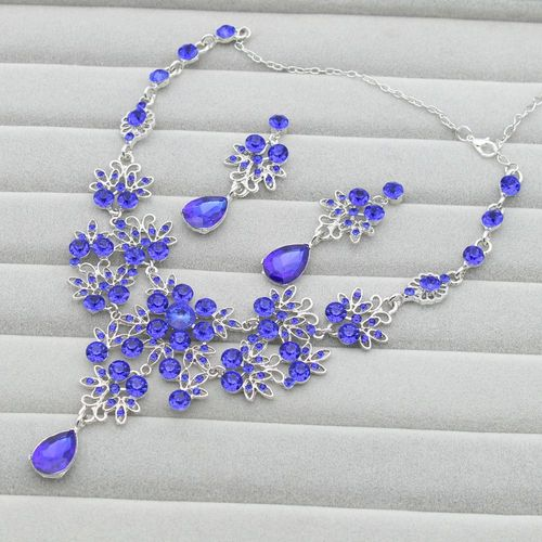 pendentifs Bande mère argent Collier Boucles d/'oreilles breloques Cadeau Bijoux Sets