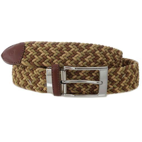 Men/'s Casual Fashion Ceinture Faux Cuir Synthétique Tricolor ceintures couleur brun