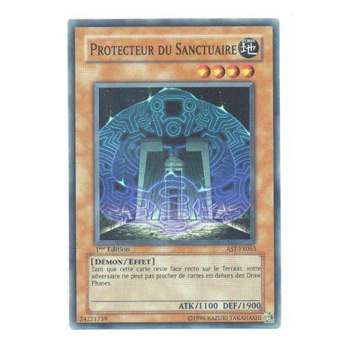 Yu-Gi-Oh Protecteur Du Sanctuaire AST-FR065