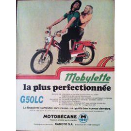 publicité ancienne issue de la revue