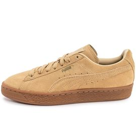 puma suede creepers femme beige