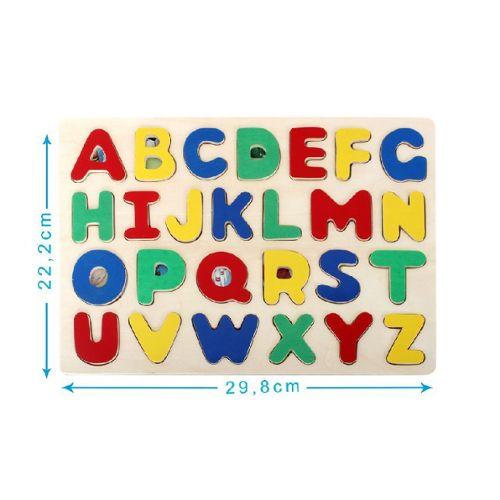 Miroir art craft argent acrylique des chiffres et des lettres 5.0 cm