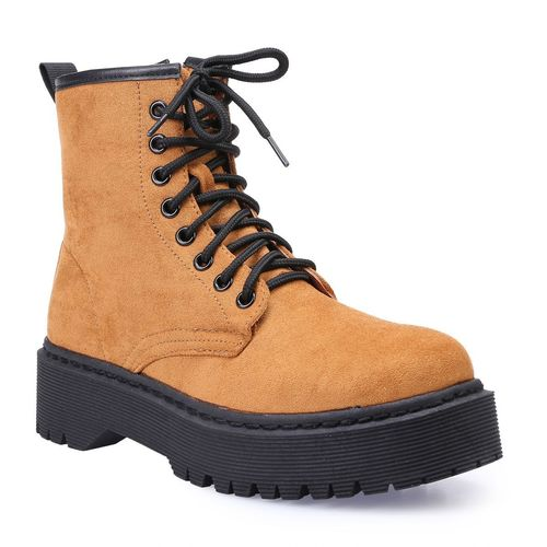 Grafters unisexe Hiker Safety Toe Cap industriels Bottines Dk gris//noir daim//