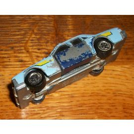 Auto Hot 1983 NormaleL'autre Face Kong Matchbox Wheels Rare EnfoncéMade AccidentablePorte Modele In Hong Police AmovibleUne rhtdCsQ