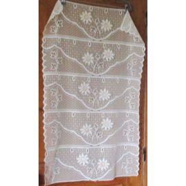 Idees De Fait Main Rideau A Crochet Gifi
