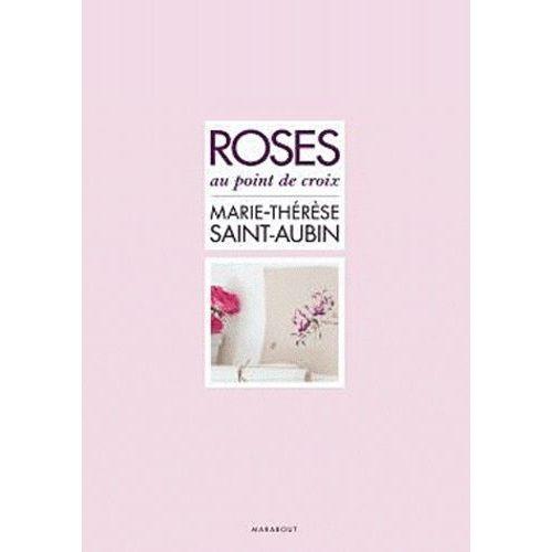 Roses Au Point De Croix | Rakuten