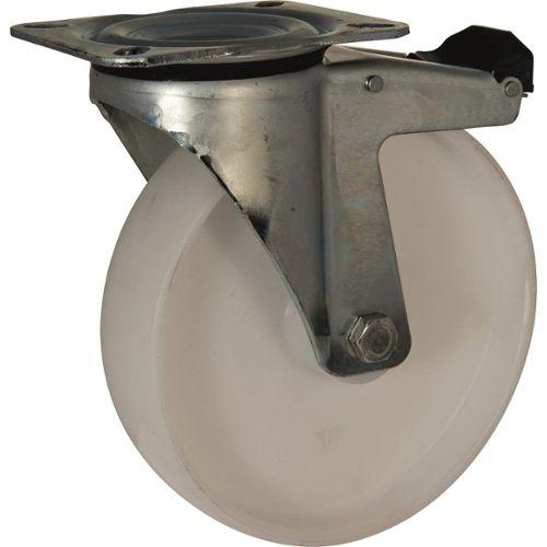 Couple élevé de mouvement horloge milieu broche 250mm blanc baguette aiguilles en métal