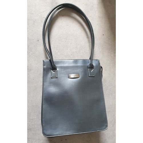 new collection best quality best selling Sac à main Paquetage Cuir Gris