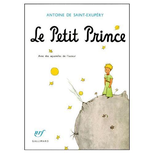 Le Petit Prince Avec Des Aquarelles De L Auteur Le Petit Prince Avec Des Aquarelles De L Auteur