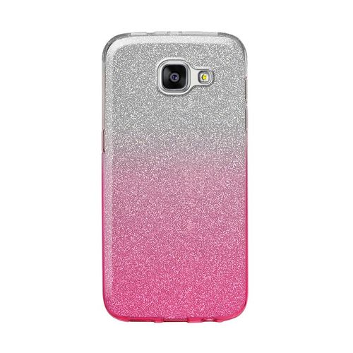 coque galaxy a3 2016 rose