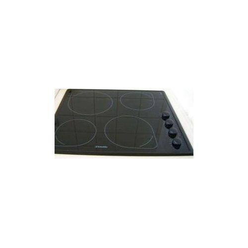 meilleur site web 3796f be8cc Scholtes THE 410 - Plaque cuisson vitrocéramique 4 feux radiants