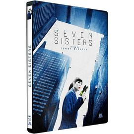 Seven Sisters - Édition Steelbook - Blu-Ray de Tommy Wirkola