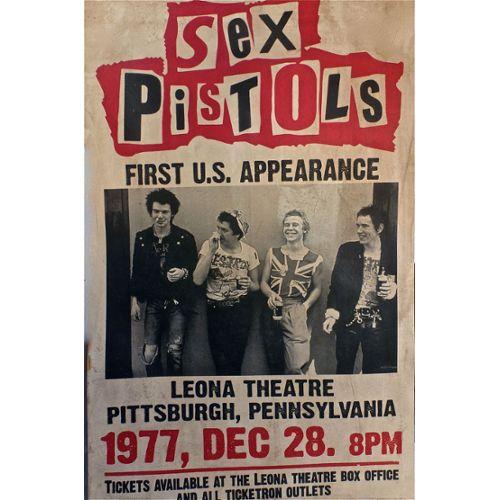 1979/AC//DC et Judas Priest en Allemagne Look vintage Reproduction plaque en m/étal 30,5/x 45,7/cm