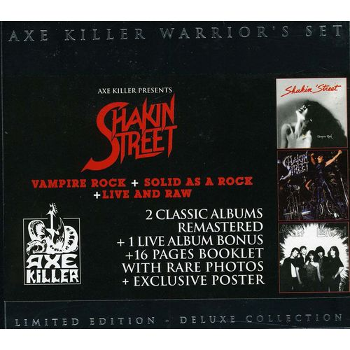 Quels sont vos derniers Achats Metal ? - Page 42 Shakin-street-vampire-rock-cd-album-987843362_L