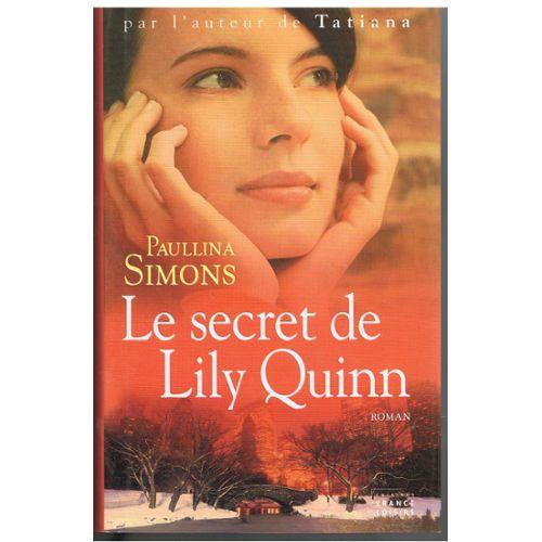 Couverture de Le secret de Lily Quinn