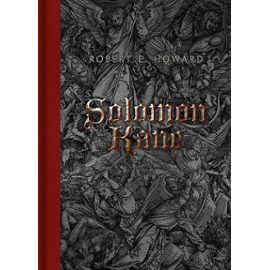 Solomon Kane Intégrale de robert e. howard Format Beau livre