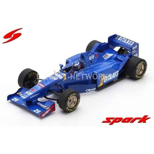 Voiture Miniature de Collection Bleu S5491 Spark