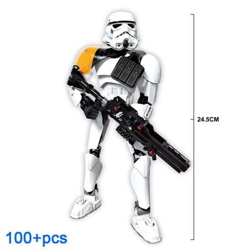 Disney Authentic Finn de premier ordre Figurine Cake Topper Star Wars Last Jedi NEUF