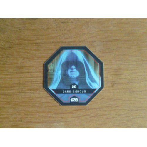 Topps-Star Wars-Réveil de la puissance-Sticker 174