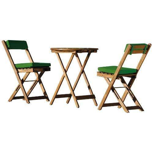 Stern 626750 salon de jardin pablo 3 pièces avec 2 chaises ...