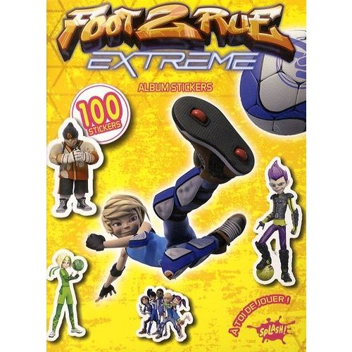 100 Foot Extreme Album 2 Rue Stickers sxtQrBhdC