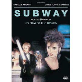 Subway | Besson, Luc (1959-....). Metteur en scène ou réalisateur