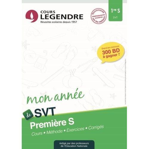 Svt 1re S - Cours, Méthode, Exercices, Corrigés | Rakuten
