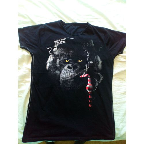Vente Tee Shirt Shaka Ponk Femme, 52% OFF