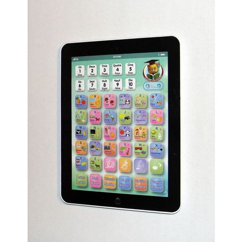 Tablette Educative Gifi Ours Sweet Childhood