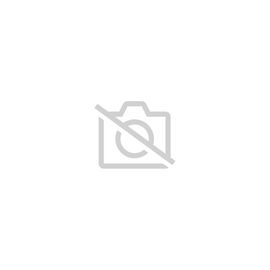 Tapis salon ACTION PAINTING Orange 140 x 200 cm Tapis de ...