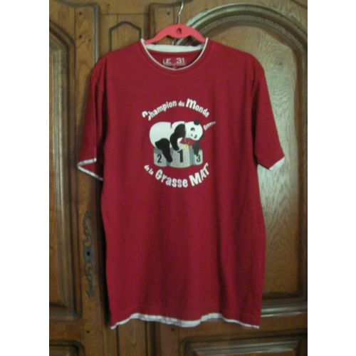 Tee Shirt Armand Thiery Taille L