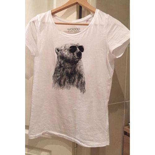 Tee shirt wooop art shop 38 | Rakuten