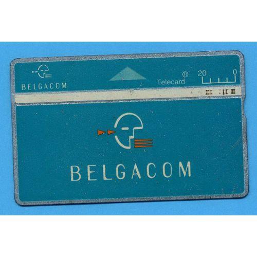 Belgique 90 20 unit/és 1990 Carte Vacances t/él/éphoniques pour Les collectionneurs