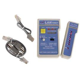 Testeur De Cables Rj45 Rj12 Rj11 Rj10 Bnc