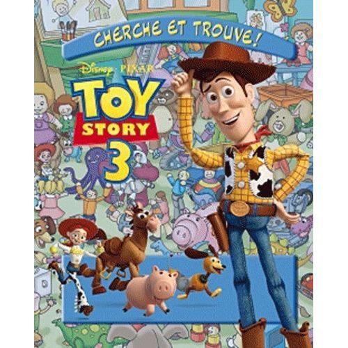 Toy Story 3 Cherche Et Trouve