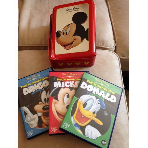 Tout le Monde Aime lAventure - Compilation DVD Cartoon Disney