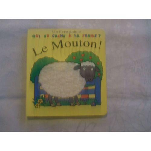 Un Livre Anime Qui Se Cache A La Ferme Le Mouton