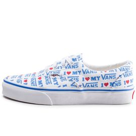 vans blanche femme