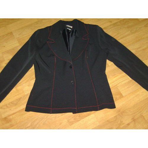 Kiss Girls Veste Denim Sequins Et Volants Jacket