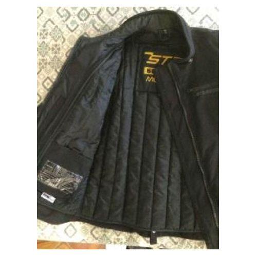 Taille XL Bering Blouson moto MANIWATA Noir
