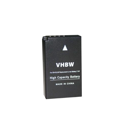 Akku Ladegerät von vhbw für SONY Cybershot DSC-T77 DSC-T 77